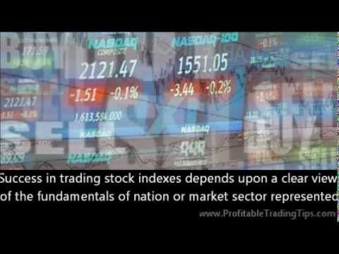 Success in Trading Stock Indexes