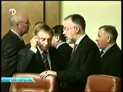 Реакция Януковича на смерть Кушнарева ( смеётся )