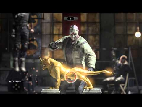 Mortal Kombat X Jason Voorhees|Test your might