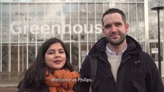 Life as a Philips trainee: Why start your career at Philips?