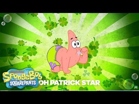 SpongeBob SquarePants   Celebrate St. Patrick's Day w/ This ShamROCKin Sing Along Music Video   Nick