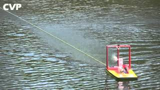 CVP - Rescuing the Sharp Sword with an RC Airboat