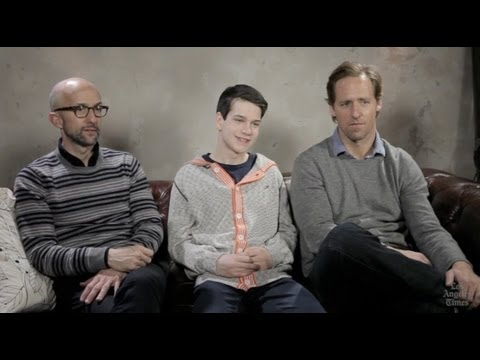 Jim Rash, Nat Faxon and Liam James on 'The Way, Way Back': Sundance Film Festival
