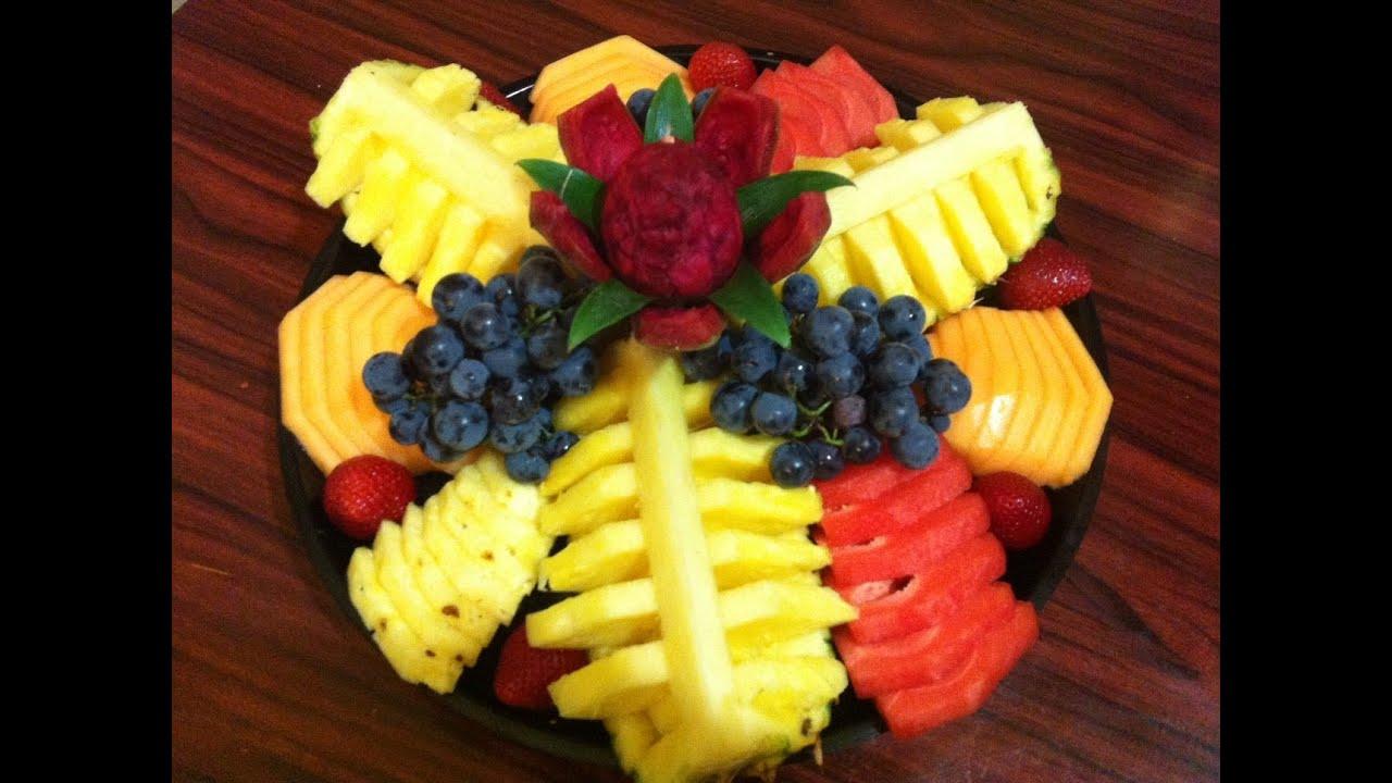 Platon de fruta para regalo o fiesta 2 ahorra dinero for Como secar frutas para decoracion