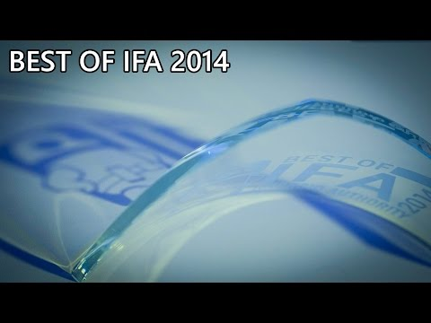 Best of IFA 2014 Awards