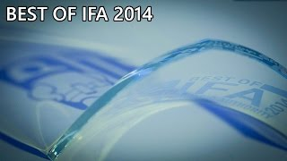 Best of IFA 2014 Awards