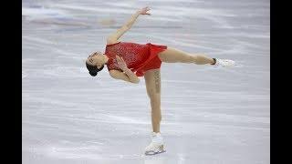 Mirai Nagasu Winter Olympics 2018 Highlights