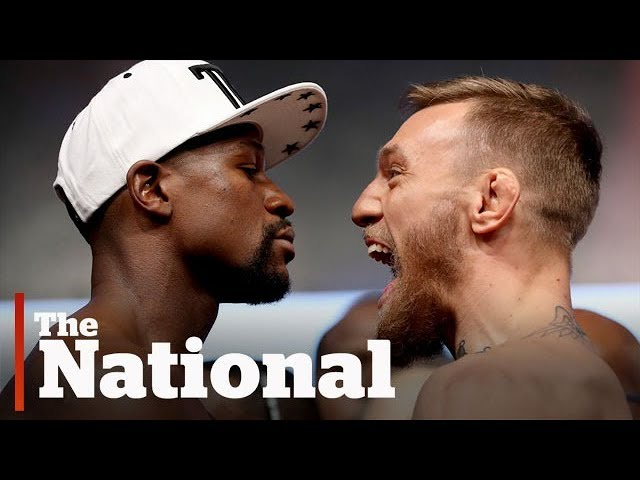 Mayweather-McGregor fight is as much about words as it is about fists