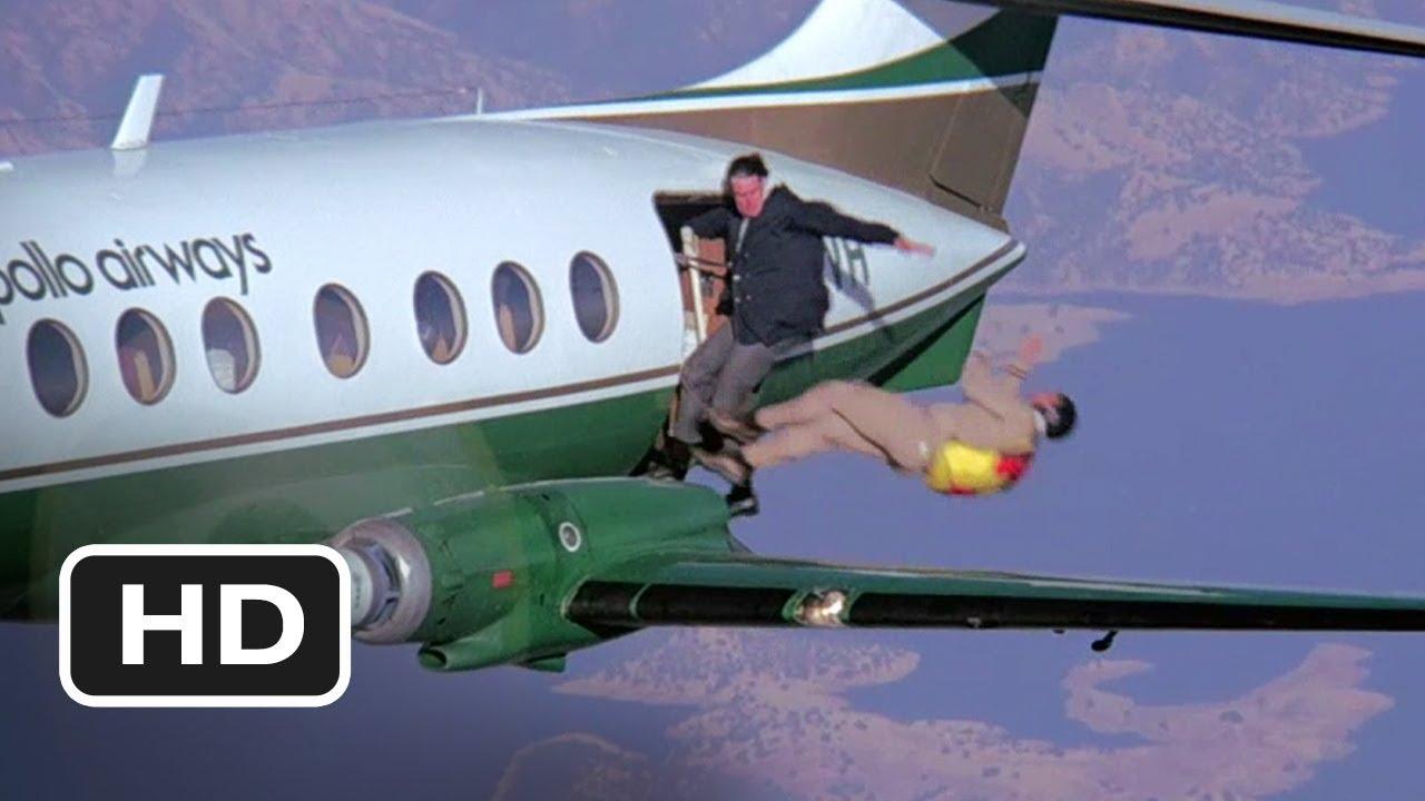 Moonraker Movie CLIP - Enjoy Your Flight (1979) HD - YouTube