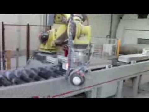digafer.es – Robot elaboración de bordillos  – Kerbstone robot