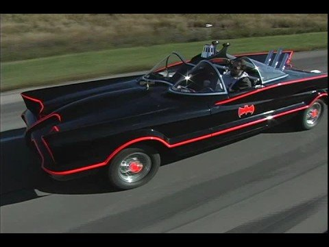 BATMOBILE ® 1966 Replica - Fiberglass Freaks: Holy Double Vision!