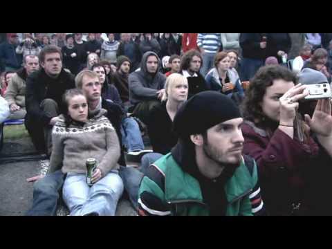 Sigur Rós - Heima (2007) - Popplagið (live, ending)