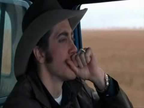 Scene From Brokeback Mountain, king Of The Road video