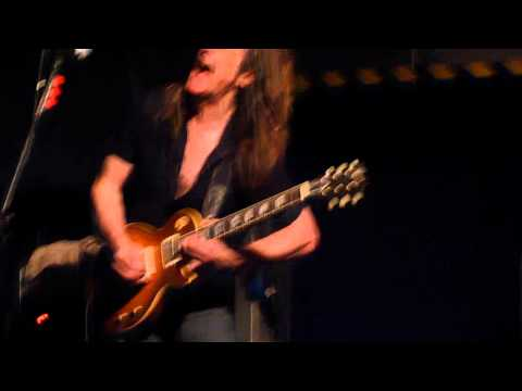 Larry Miller- Cruel Old World @ The Ferry, Glasgow (21st May '11)