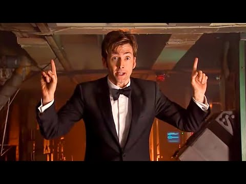 I'm the Doctor...Got a Problem With That? - Doctor Who - Voyage of the Dammed - BBC
