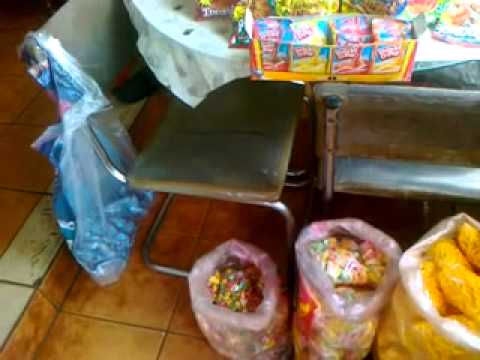 South Africa: Kids prefer sweeties to meal