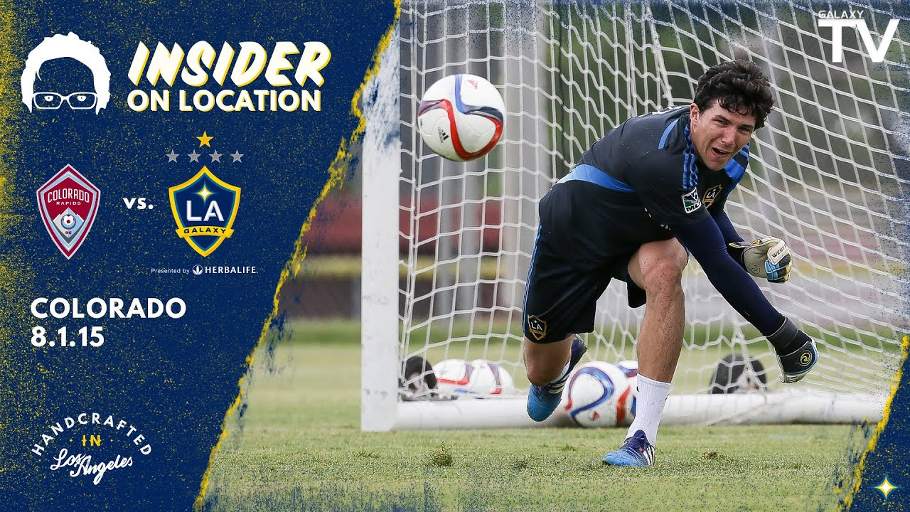 Is an emphasis on defense the prescription for the Galaxy's road woes? | INSIDER ON LOCATION