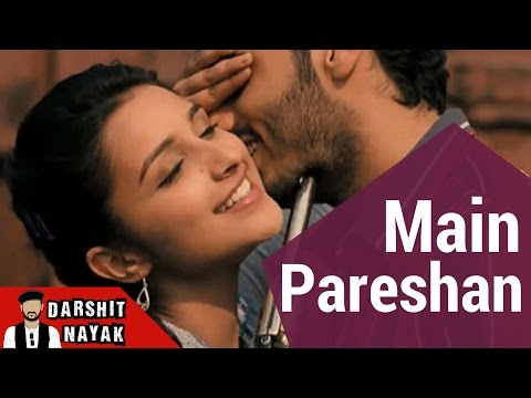 Main Pareshan Ishaqzaade Cover by Darshit Nayak