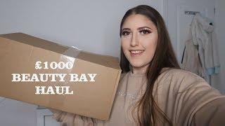 I SPENT £1000 ON BEAUTY BAY! | HUGE BEAUTY BAY HAUL