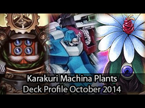 Karakuri Machina Plant Ycs Karakuri Machina Plants