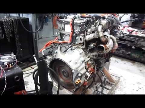 2017 Detroit Diesel DD15 Engine