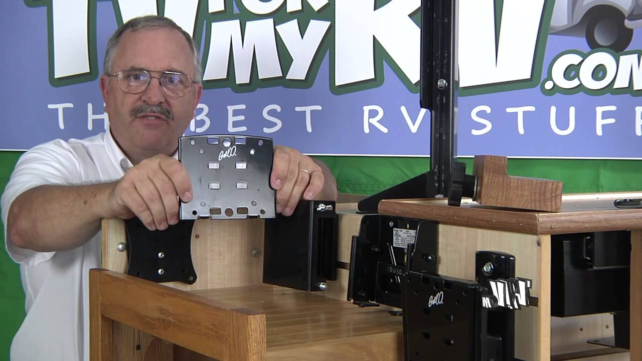 2012 Rv Tv Mount Overview Video Part1 Youtube