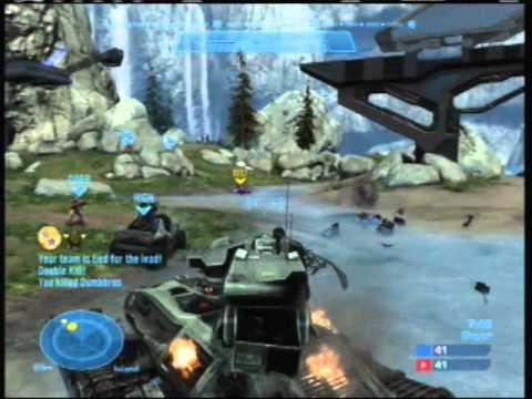 Halo Reach Multiplayer Gameplay Commentary Tips and Tricks for Team Slayer