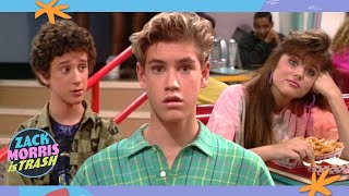 The Time Zack Morris Sabotaged Screech's One Chance With Kelly