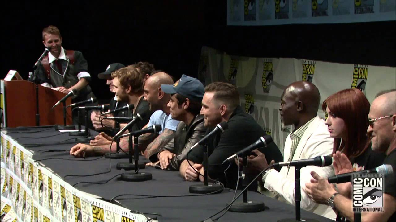 Watch Guardians Of The Galaxy Comic Con Footage 46