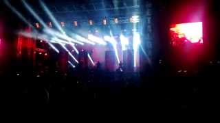 Meshuggah - I am Colossus (live at Metaldays 2013)