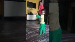 Ankush dance high heel te bache