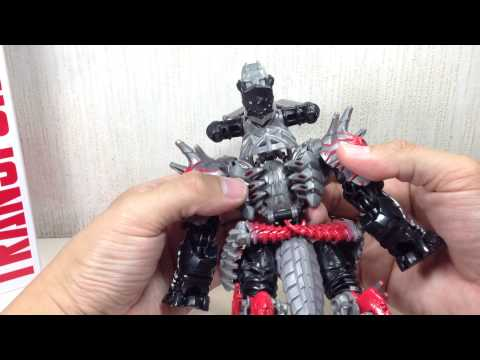 Slog Transformers 4 Voyager Toy Review