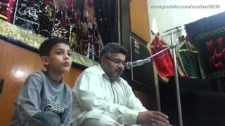 Tasbeeh e Fatima(S.A) Jo Aada Ki Imam Ne (Soz)