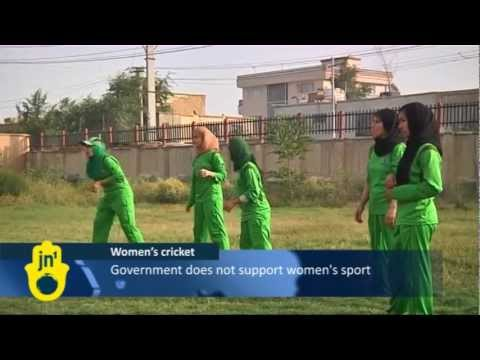 Afghan Women's Cricket Team Forms in Kabul as Women in Afghanistan Fight Islamist Influence