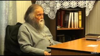 Духовная беседа в Оптиной пустыни 2 февраля 2014 г.
