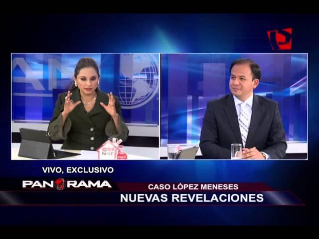 Caso López Meneses: nuevas revelaciones y resguardo presidencial involucrado (2/2)