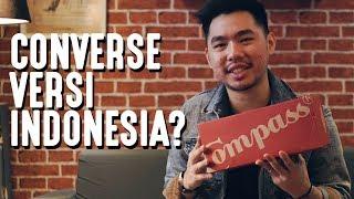 CONVERSE VERSI INDONESIA? Review Sepatu Compass
