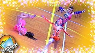 Slow Disco Modern Dance ☀ Female Juniors SemiFinal Solo ☀ Championship of Ukraine ☀ Set 3