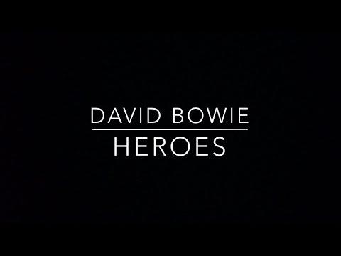 David Bowie - Heroes Lyrics