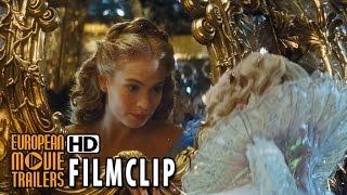 CINDERELLA Filmclip 'Der Zauber Wird Vergänglich Sein' (2015) - Lily James, Helena Bonham Carter