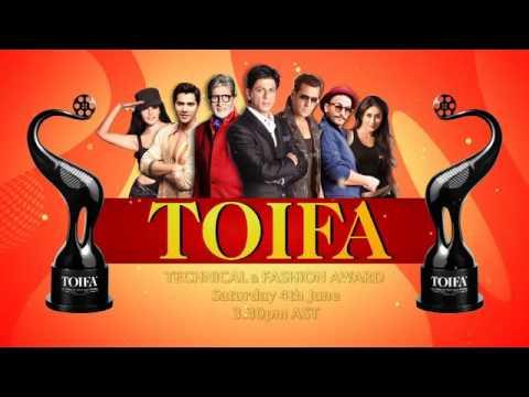 TOIFA - Shah Rukh Khan - ZEE TV Caribbean