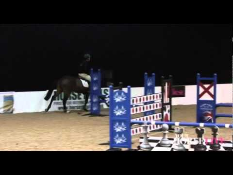 0 Part One | Oliver Townend and Geoff Billington Demo | Your Horse Live 2011