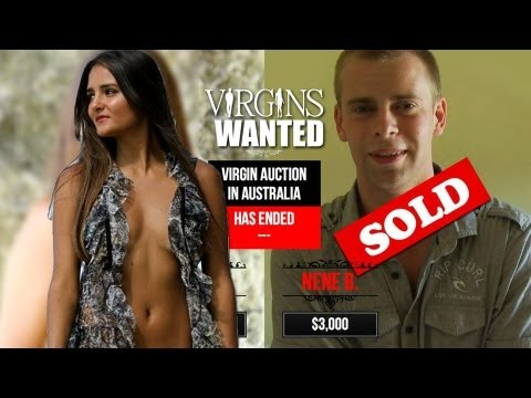 Brazilian Girl Sells Virginity For $780,000! video