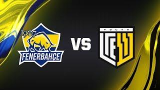 1907 Fenerbahçe Espor ( FB ) vs BeykentUni YouthCREW ( YC ) | 2018 Yaz Mevsimi 2. Hafta