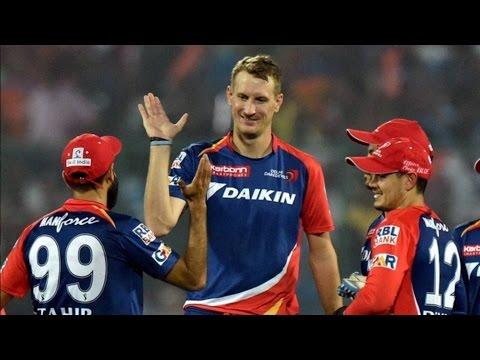 IPL 2016 | Delhi Daredevils vs Gujarat Lions | After Smith-McCullum Blitz, DD Limit GL To 172 Runs