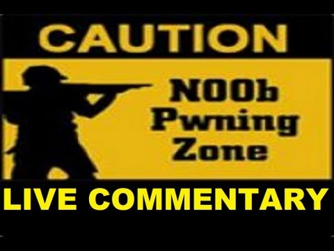 How to Pwn Noobs (LIVE Commentary)