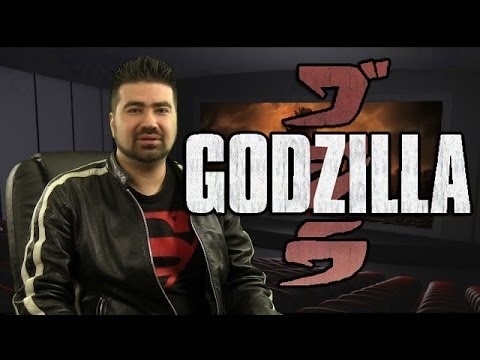 Godzilla (2014) Angry Movie Review video