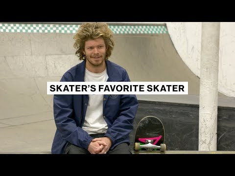 Skater's Favorite Skater: Taylor Kirby