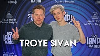Download Lagu Troye Sivan Says His New Album Is A Carefree Good Time Gratis STAFABAND