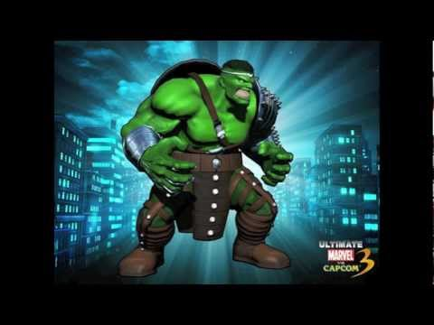 Costume Marvel vs Capcom 3 Ultimate Marvel vs Capcom 3